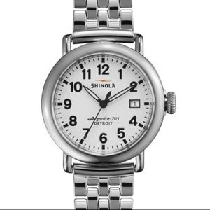 Shinola Detroit: Runwell 36MM Watch